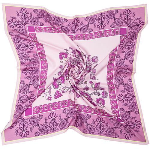 Шейный шелковый платок D.OLYA by Olga Dvoryanskaya First Lady, фото