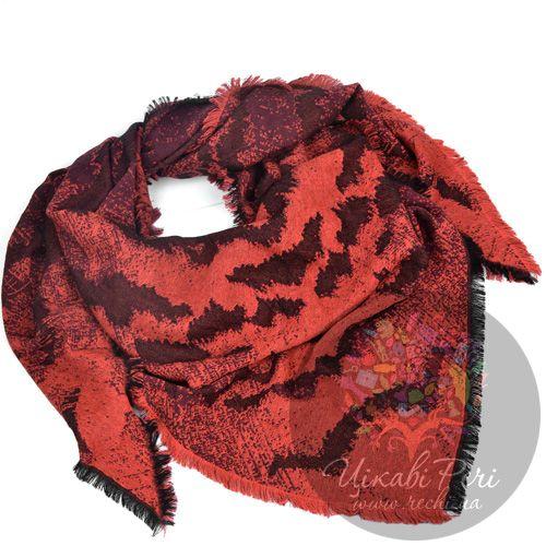 Косынка Emilio Pucci цвета тигровой лилии, фото