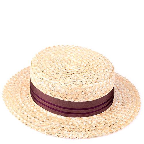 Мужское канотье Shapelie из пшеницы, фото