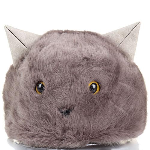 Шапка Urbancode London Кот из искусственного меха, фото