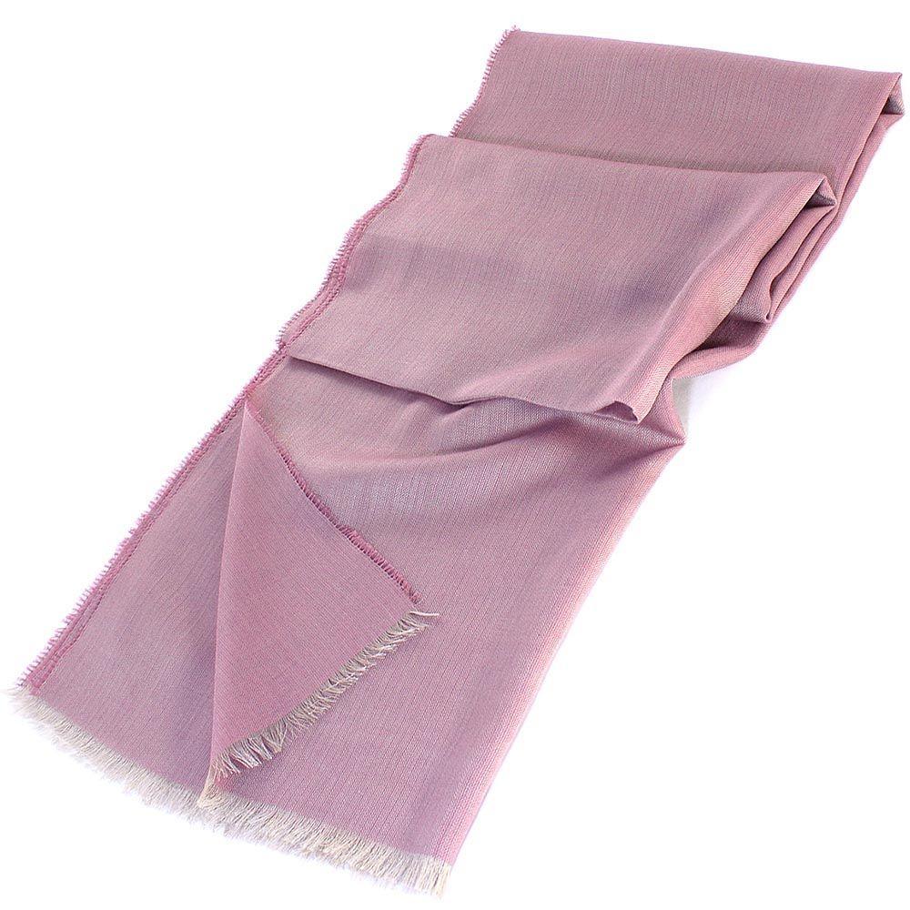 Палантин Maalbi нежного пепельно-розового цвета