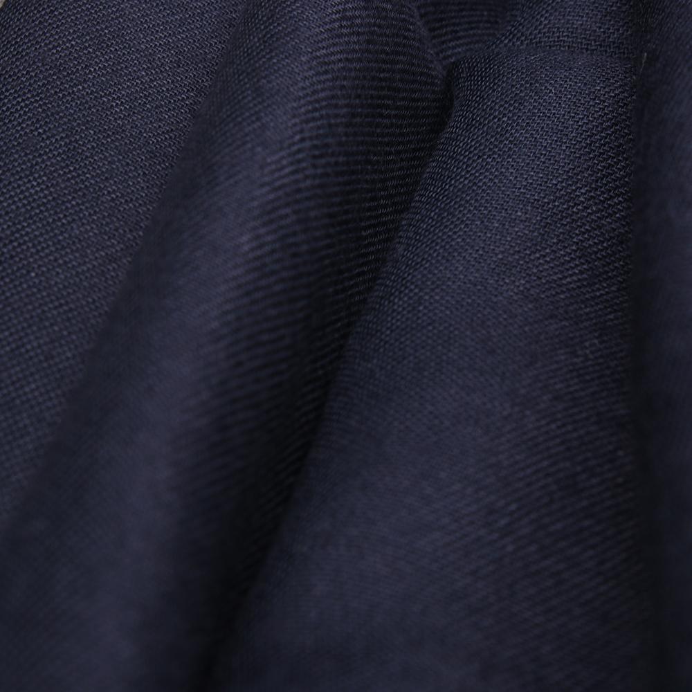 Палантин Fattorseta темно-синего цвета