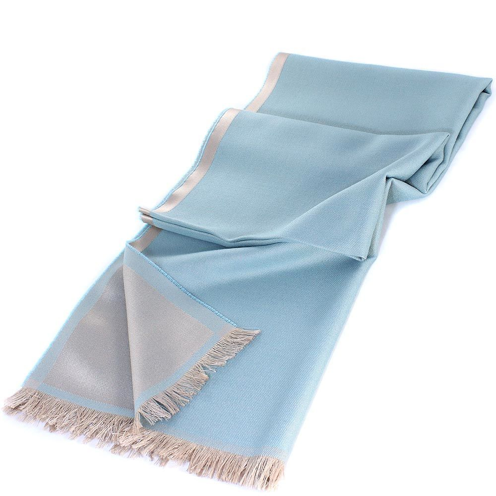 Палантин Maalbi нежно-голубого цвета