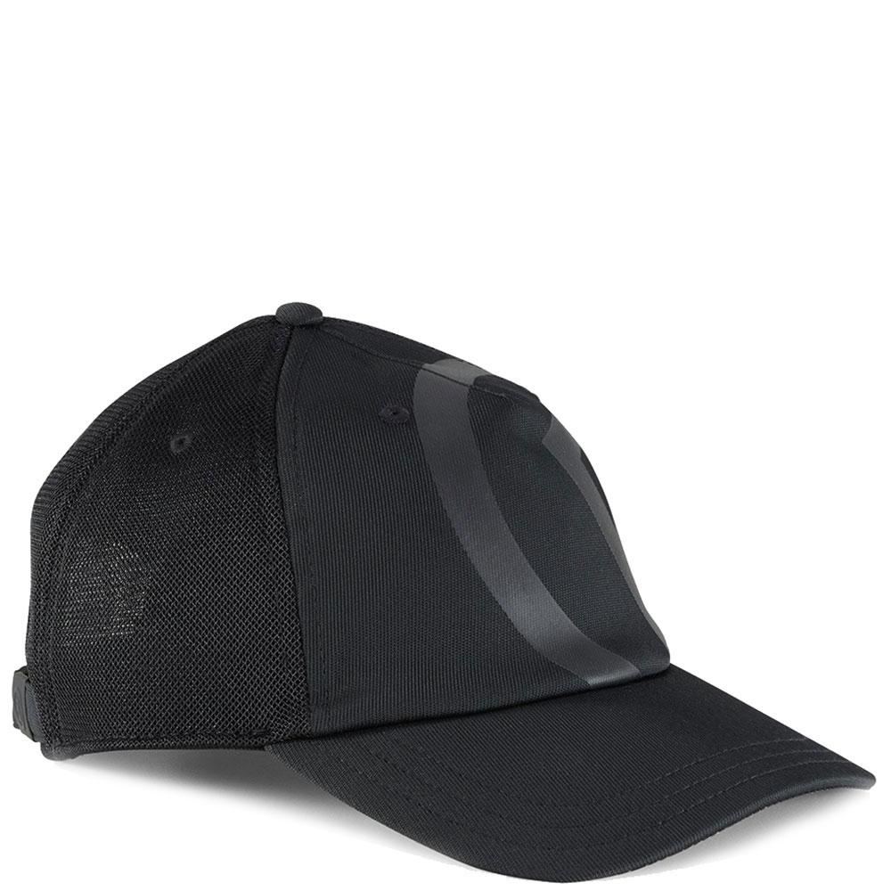 Черная кепка Bogner Duck с сетчатой вставкой