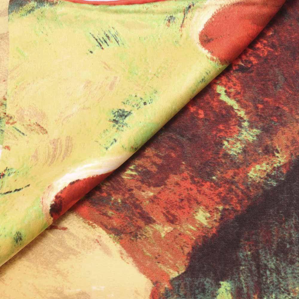 Платок Eterno SilkArt по мотивам импрессионизма