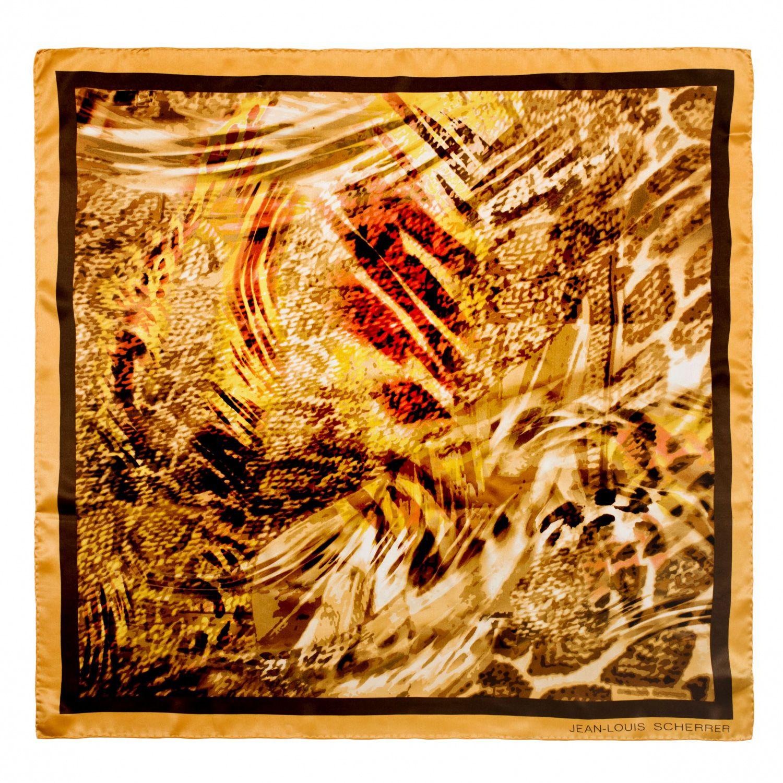 Платок Jean-Louis Scherrer «Safari»