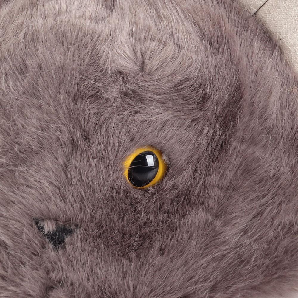 Шапка Urbancode London Кот из искусственного меха