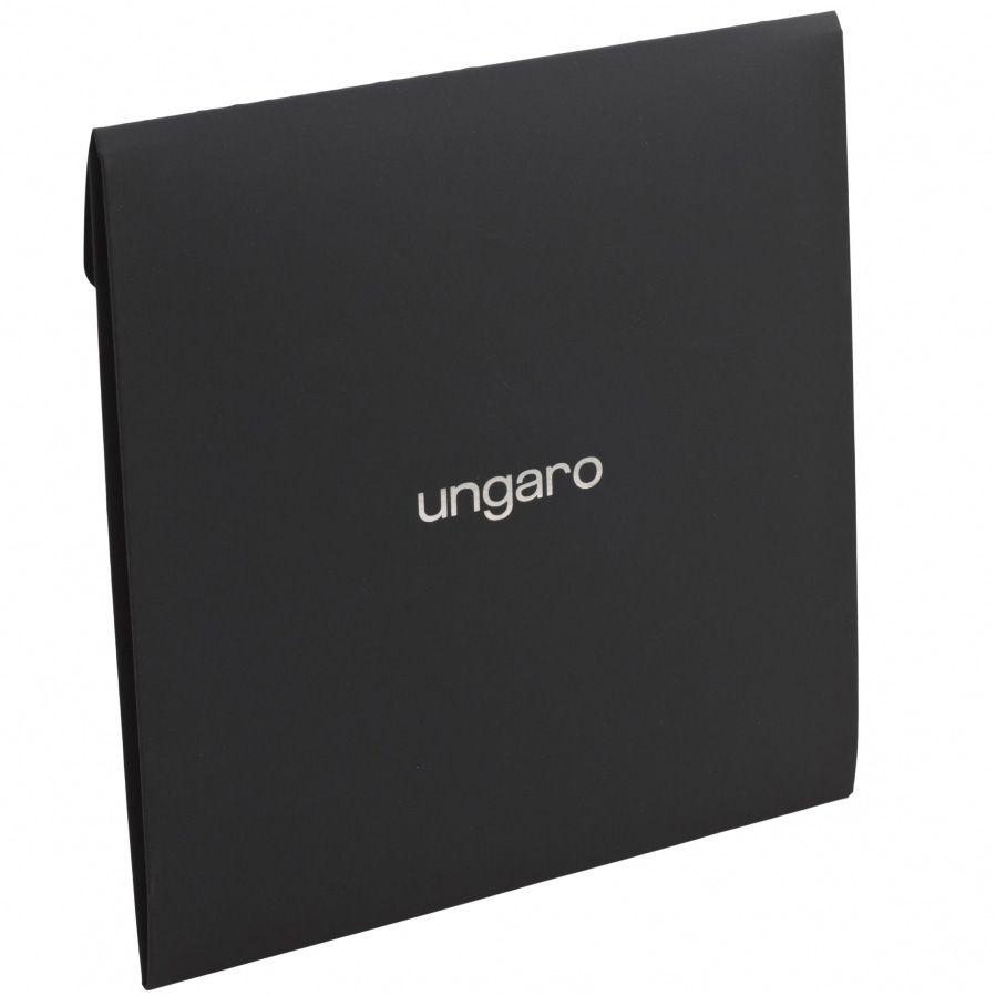 Платок Ungaro «Petali» шелковый со стилизованным цветочным принтом
