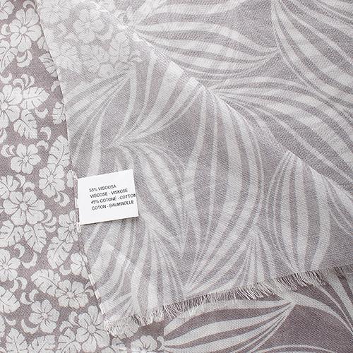 Летний палантин Fattorseta цвета капучино, фото