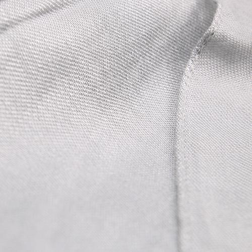 Палантин Fattorseta серебристого цвета, фото
