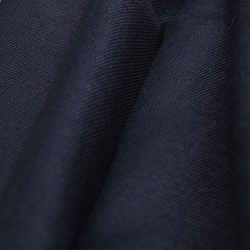 Палантин Fattorseta темно-синего цвета, фото