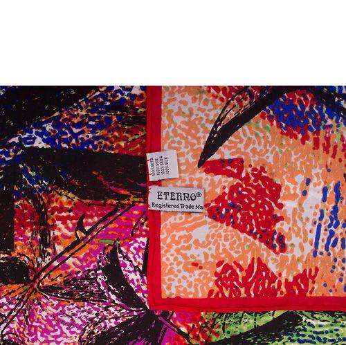 Шелковый платок Eterno Роза, фото