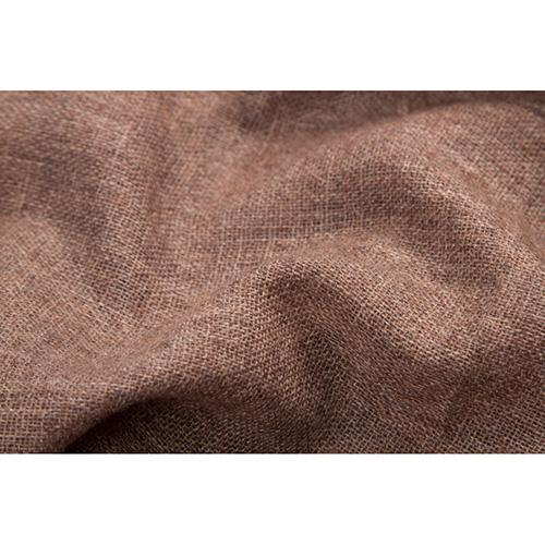 Кашемировый шарф вуальный Chadrin коричневый, фото