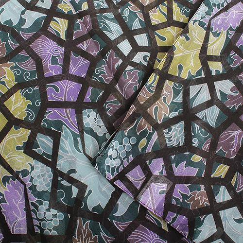 Женский палантин Fattorseta в цвете аквамарин, фото