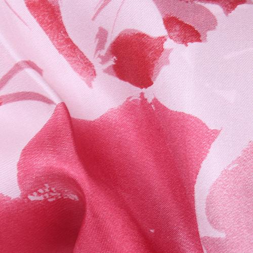 Шелковый платок Fattorseta цвета барбариса, фото