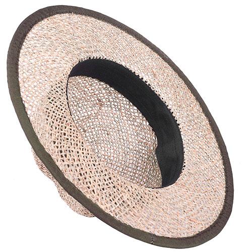 Соломенная шляпа Shapelie Скаут, фото