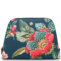 Косметичка Pip Studio Large Poppy Stitch Blue, фото