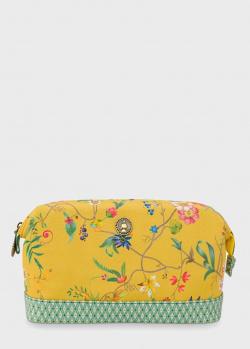 Косметичка Pip Studio Medium Petites Fleurs Yellow, фото