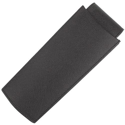 Черный выдвижной чехол Graf von Faber-Castell для трех ручек, фото