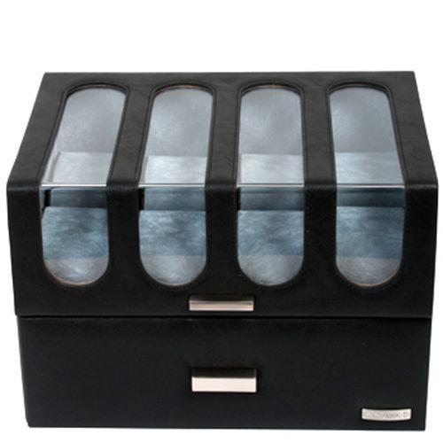 Шкатулка для хранения 16 часов WindRose Nappa 3354-8, фото