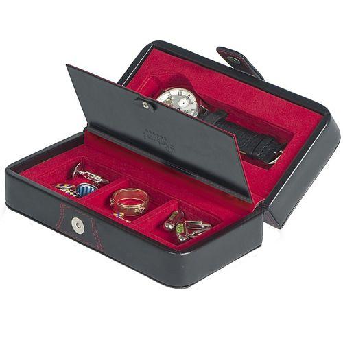 Шкатулка для часов и украшений Rapport Single Watch & Cufflink C410, фото