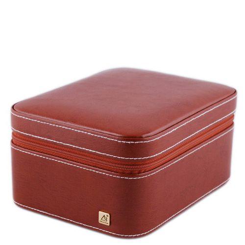 Набор AB Collezioni Kit Duo коричневый для ухода за обувью и маникюрный, фото