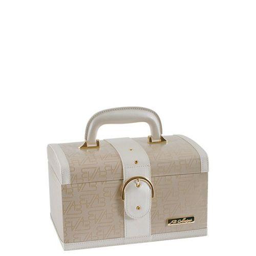 Кейс для косметики AB Collezioni Hilton с мини-шкатулкой в комплекте, фото
