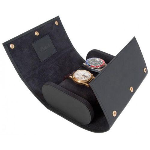 Шкатулка для часов Rapport Rubber Watch Roll L115, фото