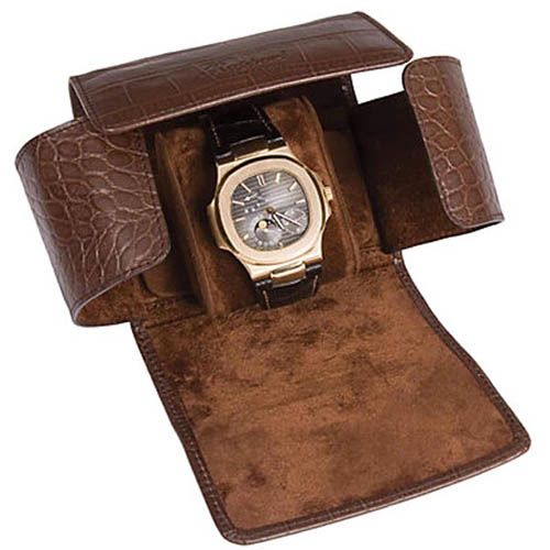 Чехол для часов Rapport коричневый L117, фото