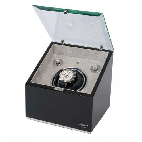 Шкатулка с подзаводом для хранения часов Rapport Astro W152, фото