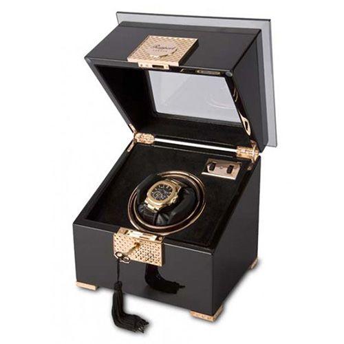Шкатулка с автоподзаводом для хранения часов Rapport Optima w331, фото