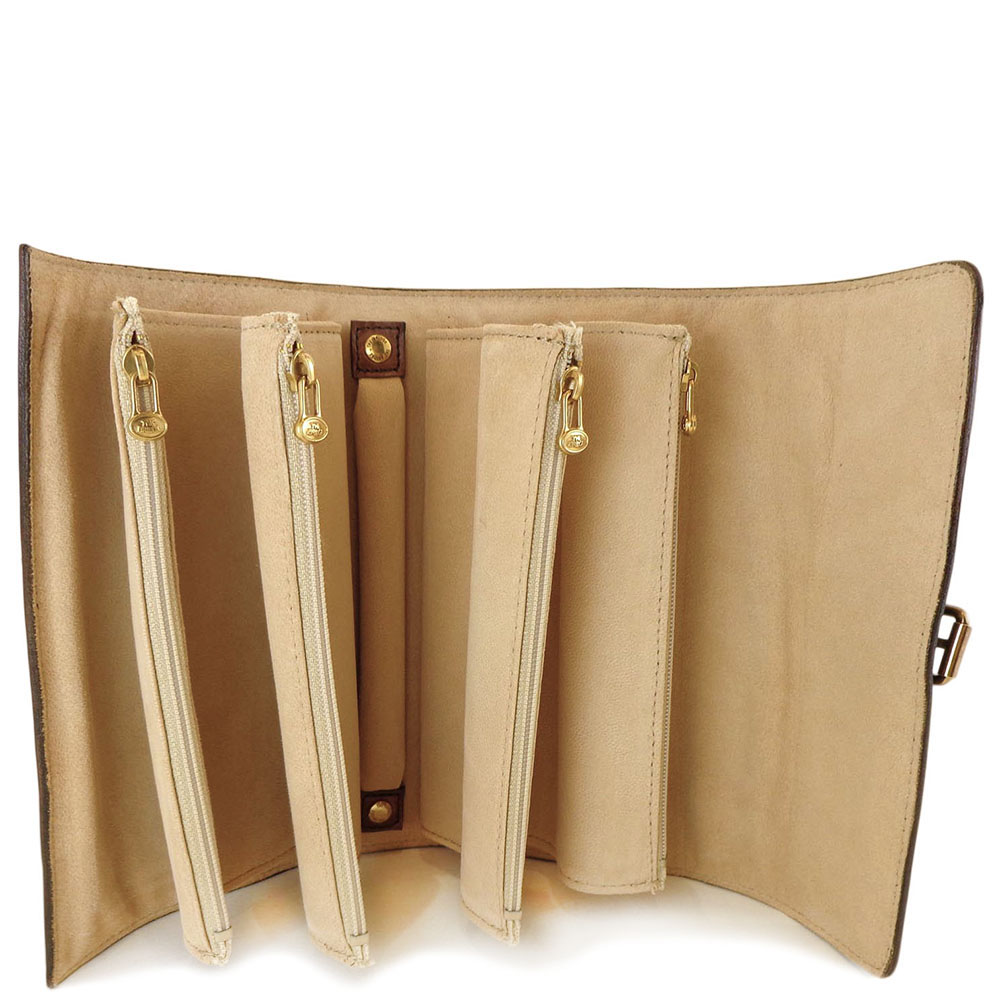 Футляр для ювелирных украшений The Bridge Story Exclusive коричневый