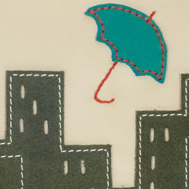 Косметичка Unique U Дождь в городе