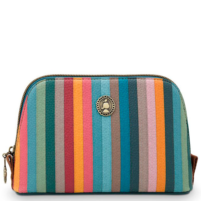 Косметичка Pip Studio Triangle Small Folklore Stripe Multi