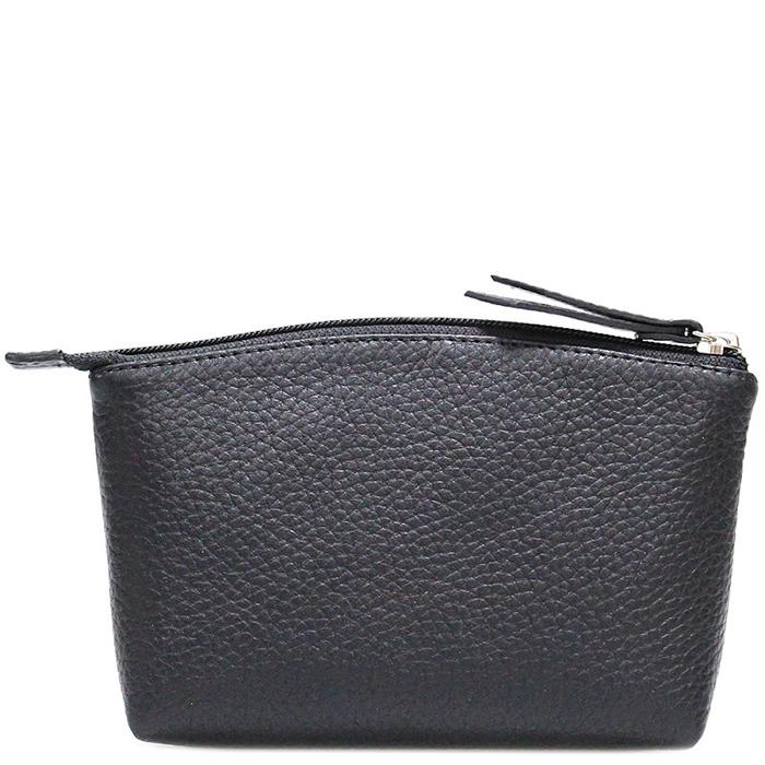 Косметичка Amo Accessori Comfort черного цвета