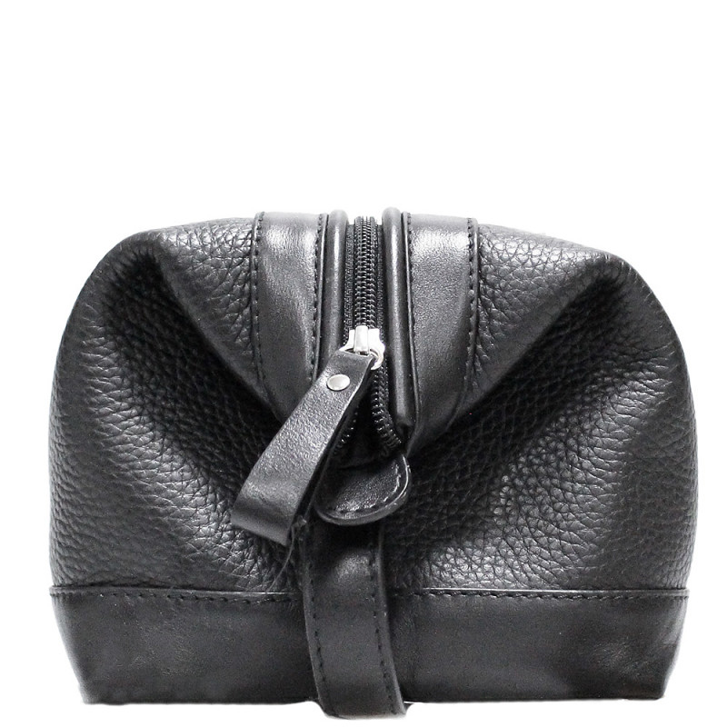 Дорожная косметичка Amo Accessori Comfort черного цвета