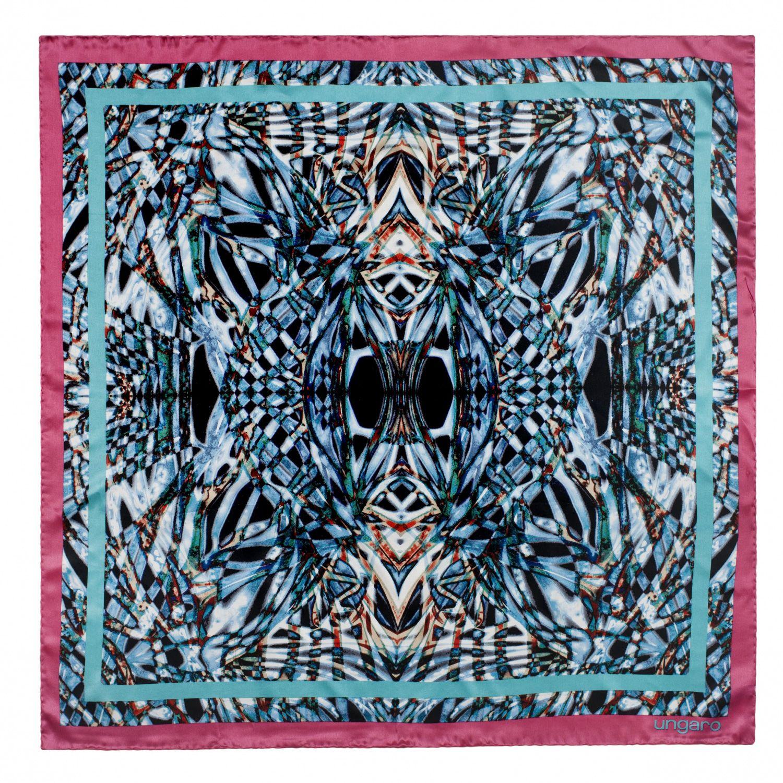Набор Ungaro из складного зеркальца и шелкового платка