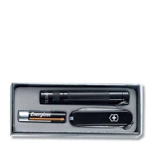 Набор Victorinox Maglite-Set с ножом и маленьким фонариком