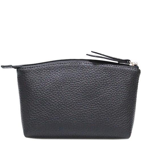 Косметичка Amo Accessori Comfort черного цвета, фото
