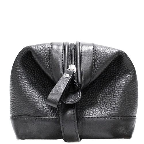 Дорожная косметичка Amo Accessori Comfort черного цвета, фото