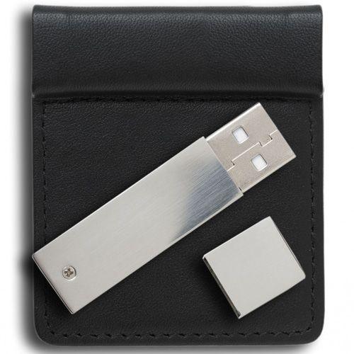 Набор Cerruti 1881 Label из футляра для карточек и футляра для флешки с карманом, фото