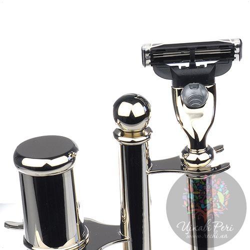 Бритвенный набор Dittmar со стальными ручками, фото