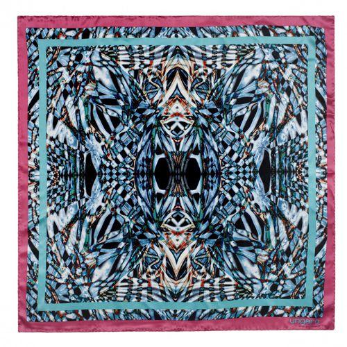 Набор Ungaro из складного зеркальца и шелкового платка, фото
