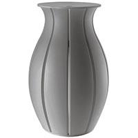 Корзина для белья Guzzini Ninfea серого цвета 63л , фото