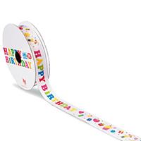 Упаковочная лента Donkey Happy Birthday для подарков, фото