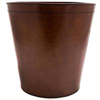 Ведро для бумаг Cofur из натуральной кожи, фото
