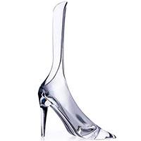 Рожок для обуви Qualy Cindy Shoehorn прозрачный, фото