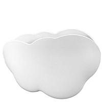 Горшок-органайзер Qualy Cloud белого цвета, фото