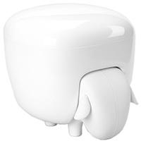 Контейнер для хранения Qualy Sheepshape Cotton Box белого цвета, фото