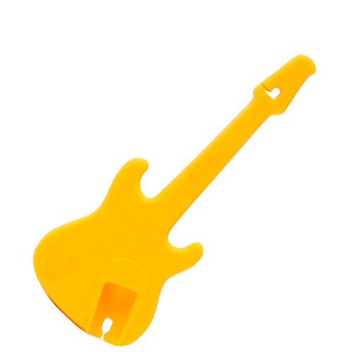 Крепление для наушников Rocket желтого цвета, фото